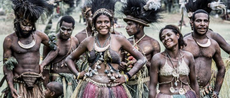 Папуасы - что это за народ