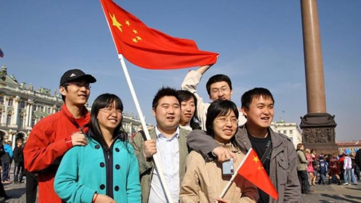 Где живут китайцы
