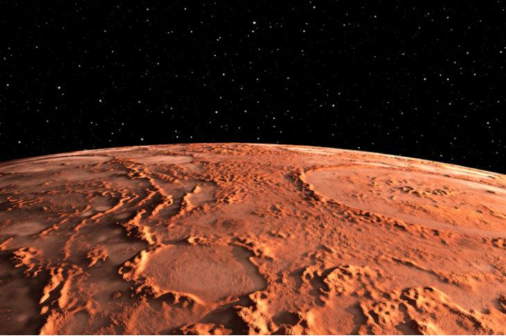 жить на Марсе