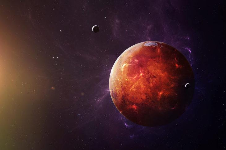 Почему нельзя жить на Марсе