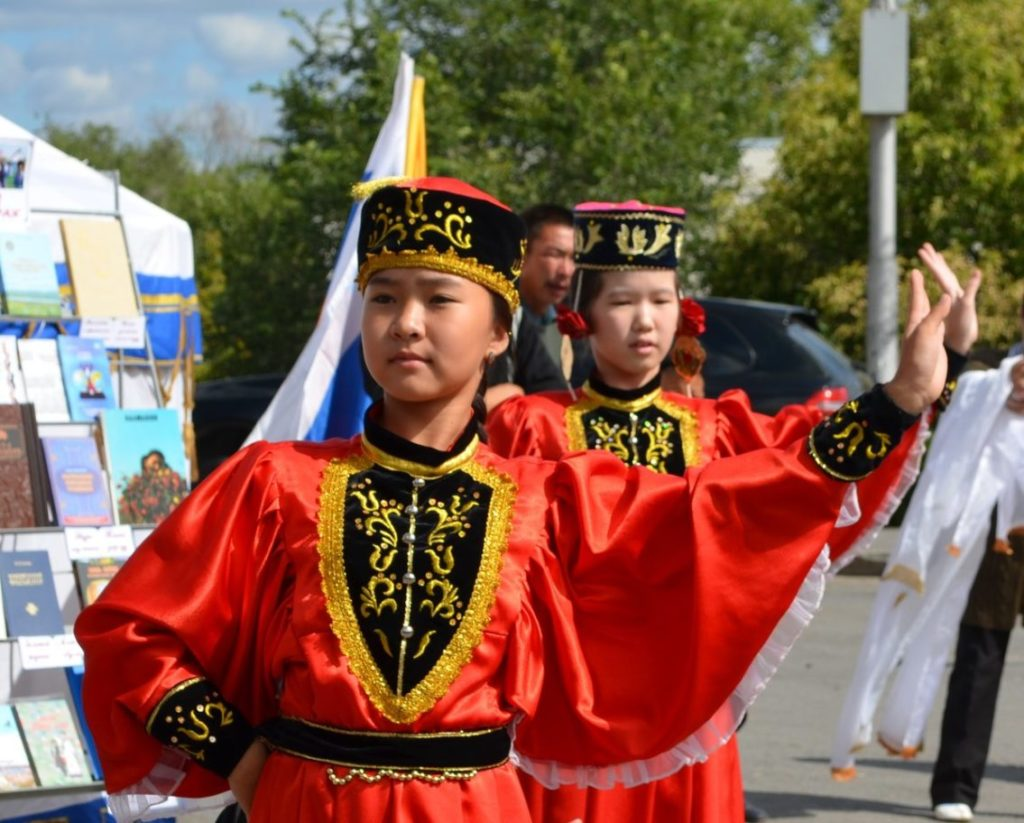 народ Калмыки