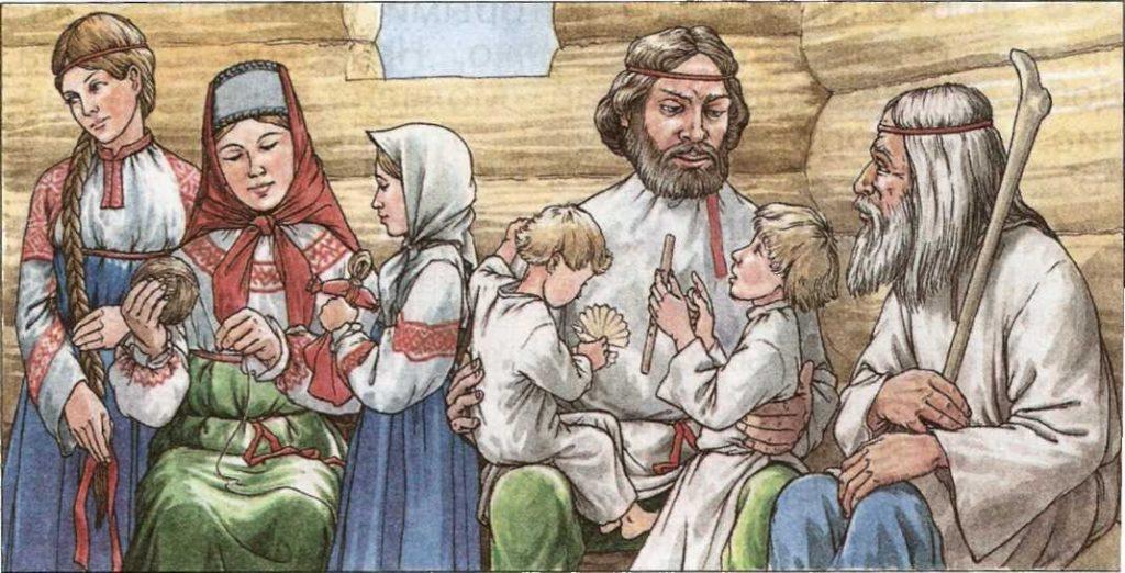 исторические факты о славянах
