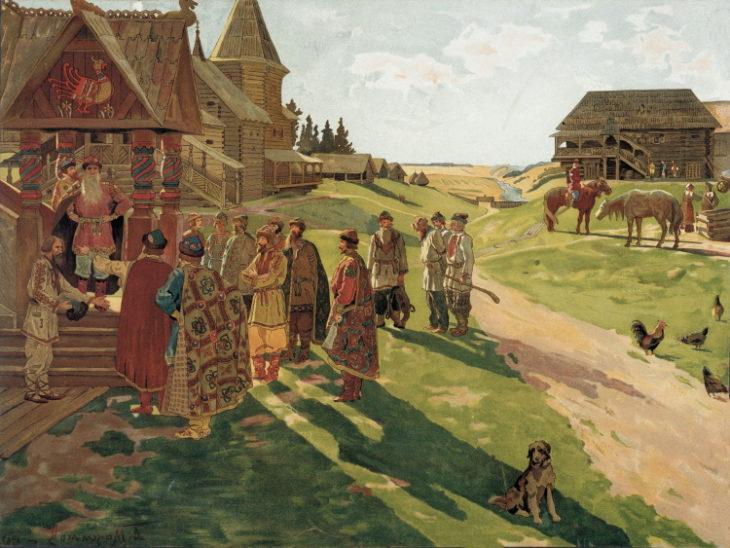 Где живут славяне