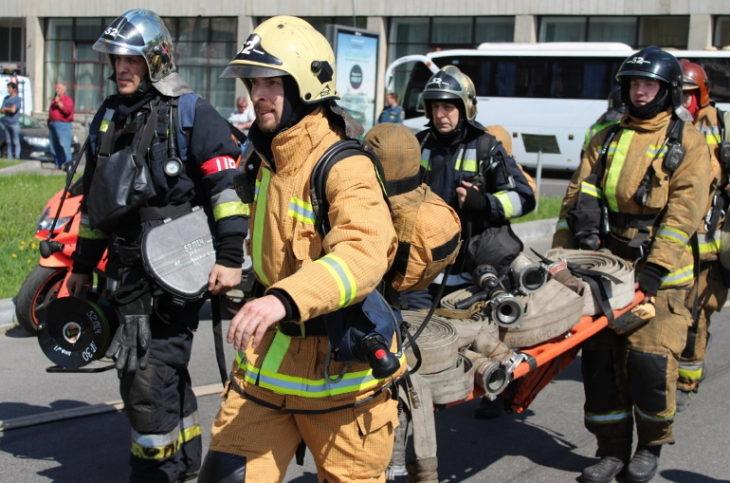 Чем занимаются пожарные