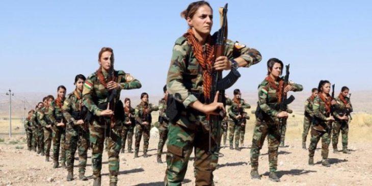 Где живут курды