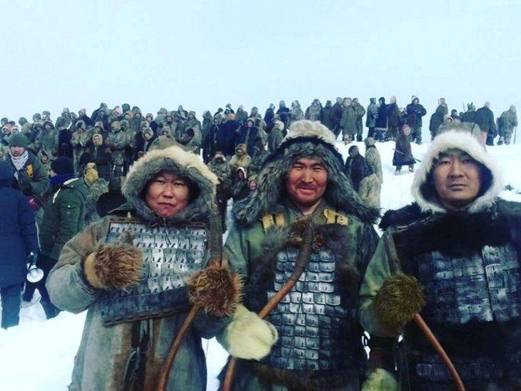 Где живут якуты?