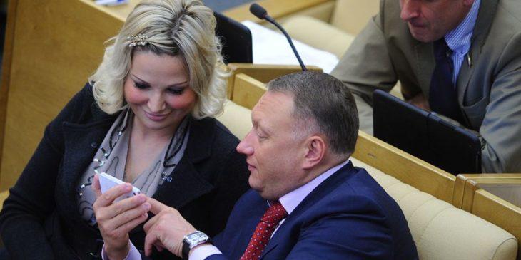 Депутаты Госдумы России