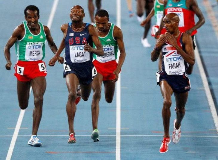 Курьезы в мире спорта: 30 смешных фотографий