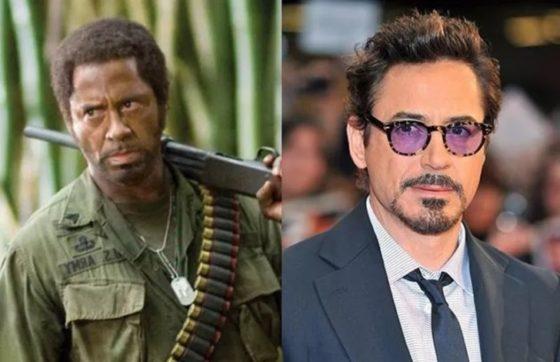 Невероятные преображения знаменитых актеров, 30 ролей