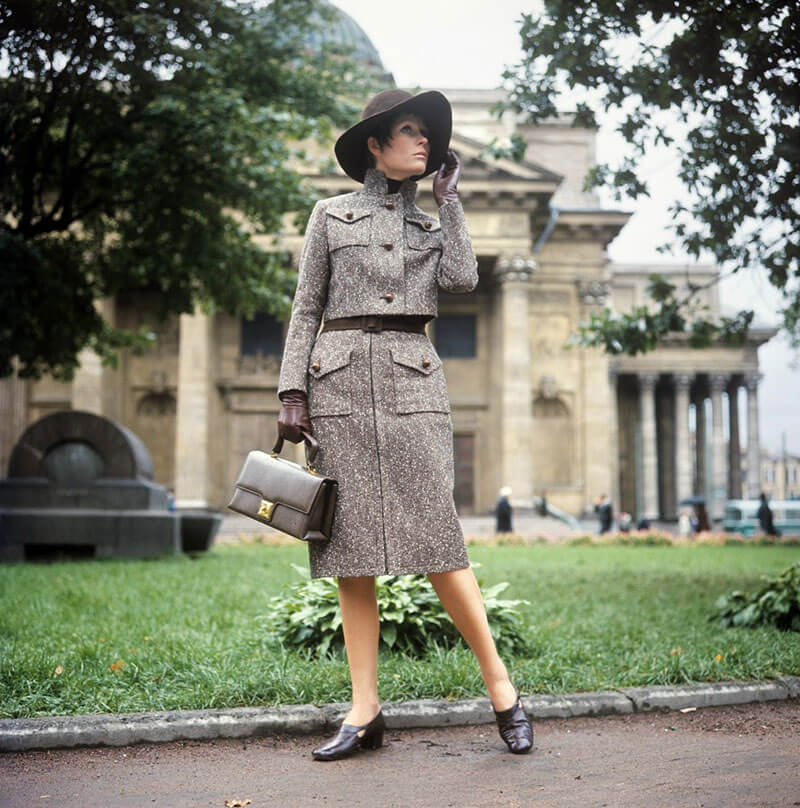 Женская мода СССР 1960-70-х: фотогалерея