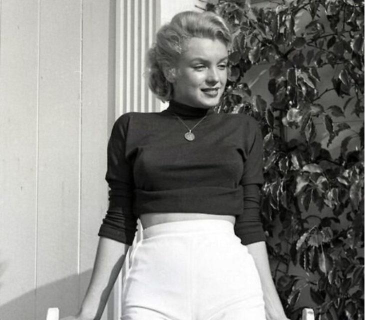50+ красавиц 50-х годов: стильные фото